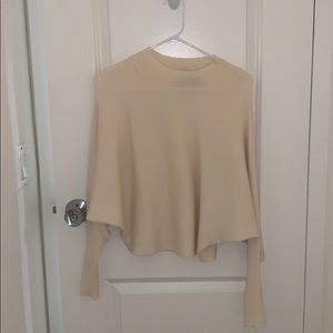 Cream Zara Sweater
